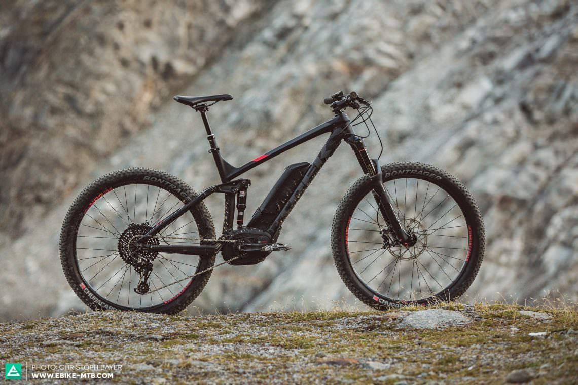 Trek Powerfly 9 FS Plus | 5.499 € | 22,71 kg | Bosch