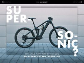 eMTB App Magazine (iOS / Android, for Tablets & Smartphones) | E