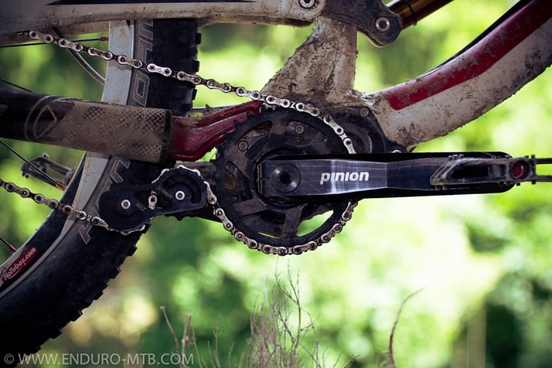 Dauertest Enduro Mountainbike Magazin Test Alutech Fanes Pinion Enduro-9