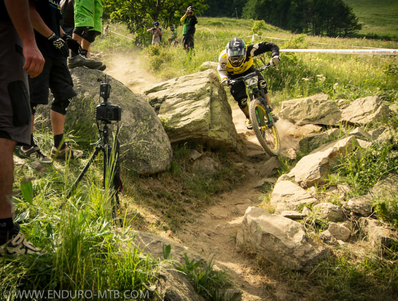 Enduro World Series Race Day Crankworx les 2 Alpes-32