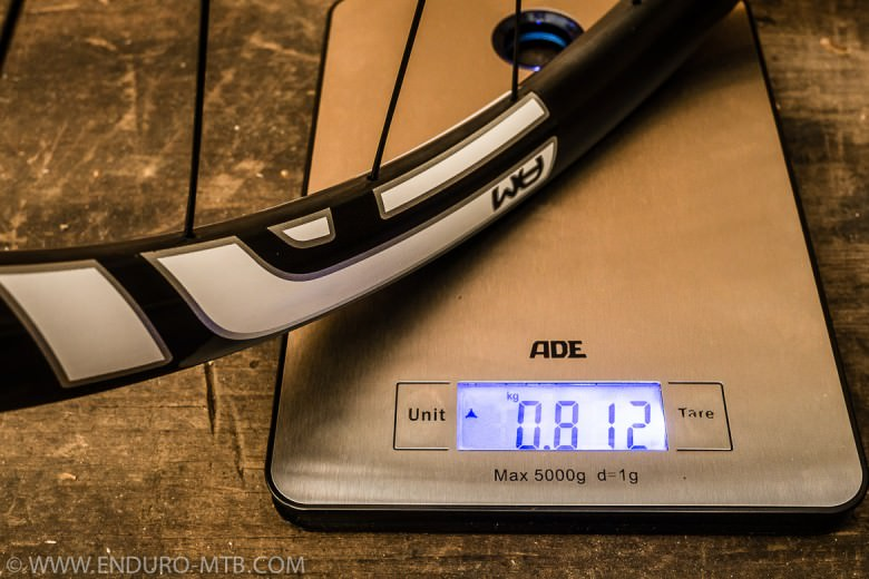 Review Test weight Enve composites TWENTY9 AM 29 AM-2