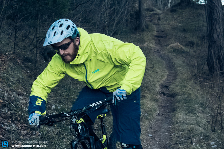 Mtb enduro jacken test