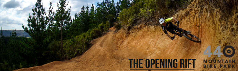 Fourfourty Bike Park opening 1st of March