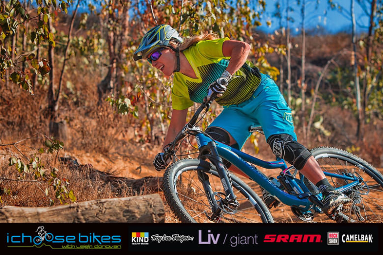 Leigh Donovan is a World Champ downhill racer, and helping to get more women riding bikes.