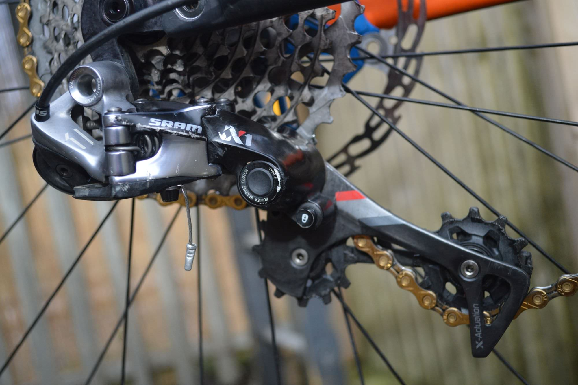 Tested 8 Months Living And Racing With Sram Xx1 Rear Derailleur Diagram After Of Pure Abuse The Still Works A Treat