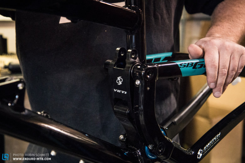 Find Out What Pushes Yeti Cycles Forward