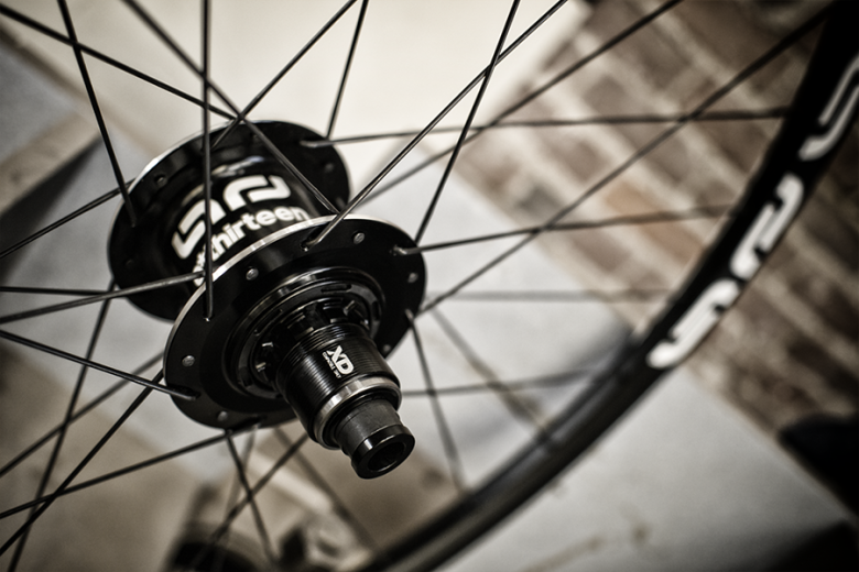 The XD™ compatible driver works with all SRAM™ 11spd. 1X drivetrains.