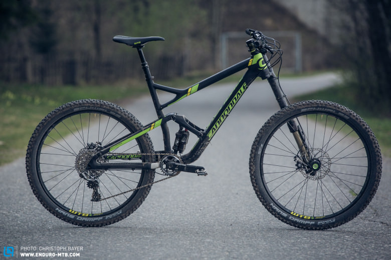 4f082f87644 First Ride: Review of the Complete Cannondale Overmountain Line ...