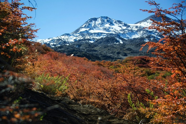 Chile, simply a stunning location for the opening round of the EWS!