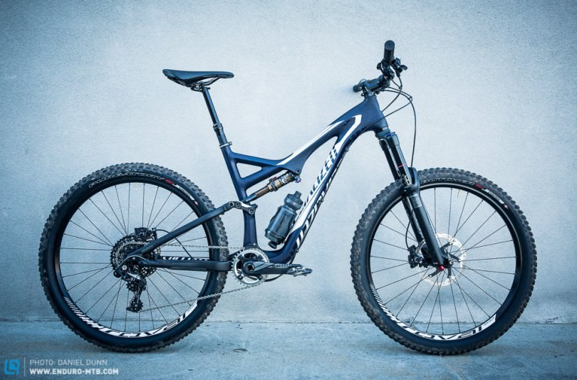 447baf0ede9 Tested: Specialized Stumpjumper FSR Carbon Expert EVO 650B