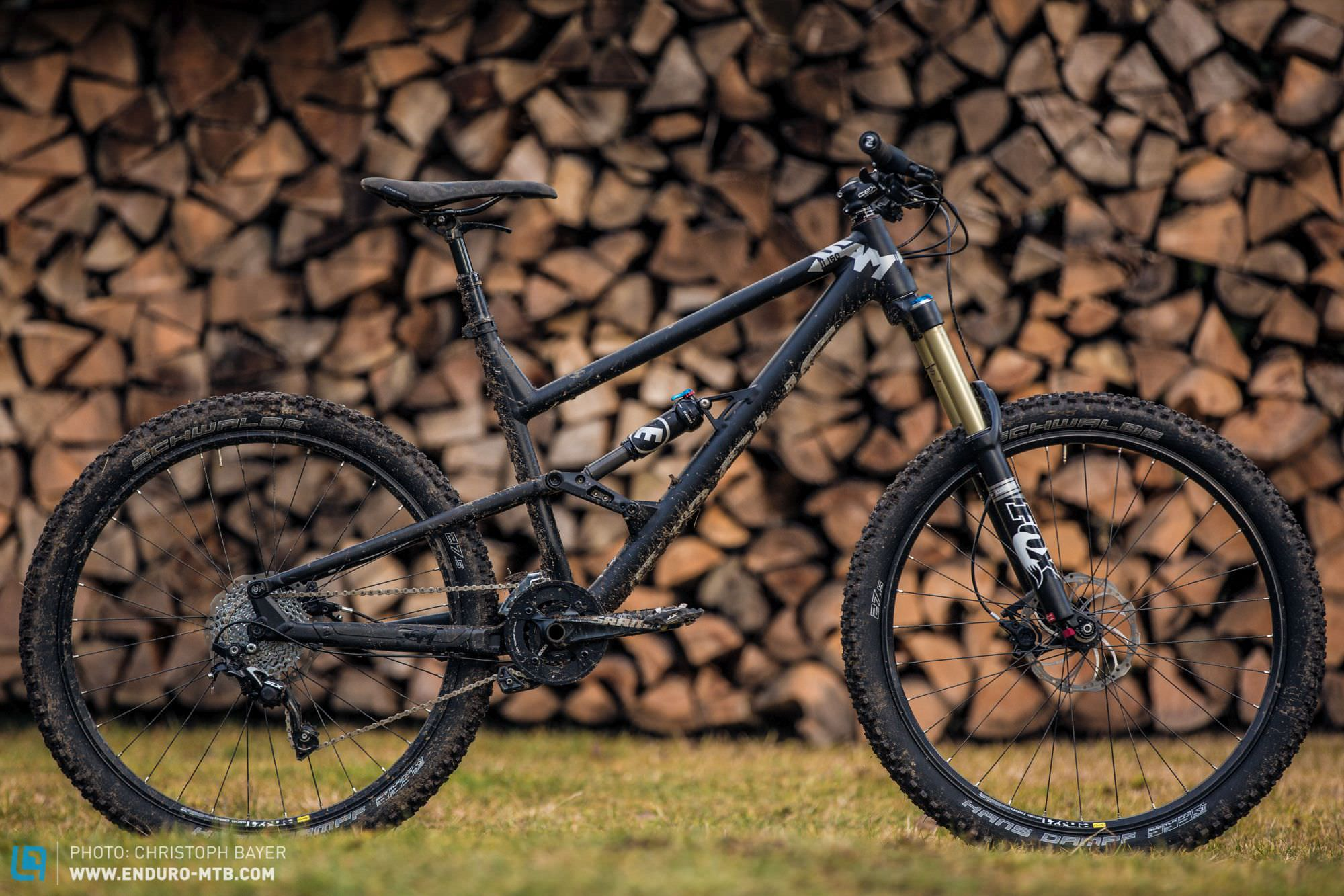 Grouptest Trailbikes: Focus Sam 3.0