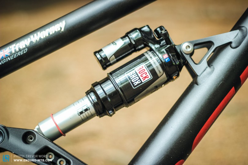 ENDURO Long Term Test: Monarch Plus RC3 Shock Review