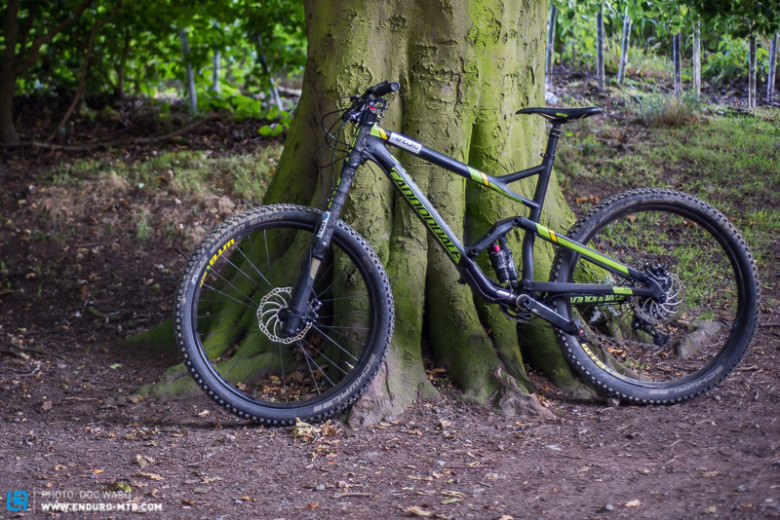 13fc842154c Team Tested: 2015 Cannondale Jekyll Carbon Team Review | ENDURO ...