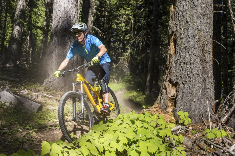 It's all about the new Specialized 2FO all mountain shoe. Photo: Specialized/ Dan Barham.
