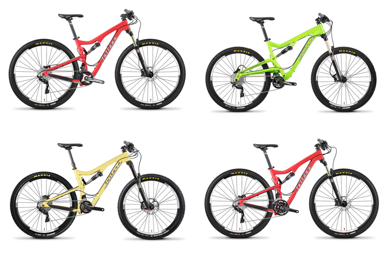 News: Juliana Bicycles shows their 2015 line-up with new frames ...