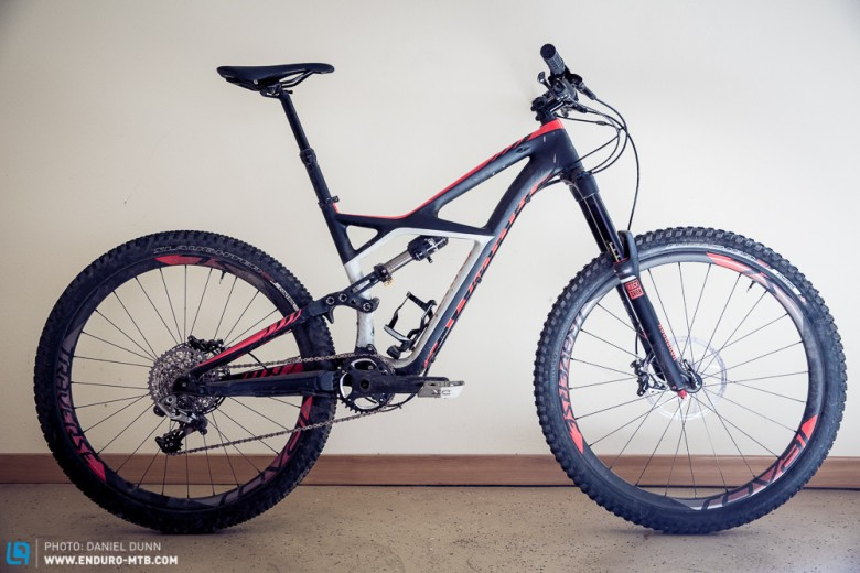Specialized announces new 650b Enduro with 165mm travel.