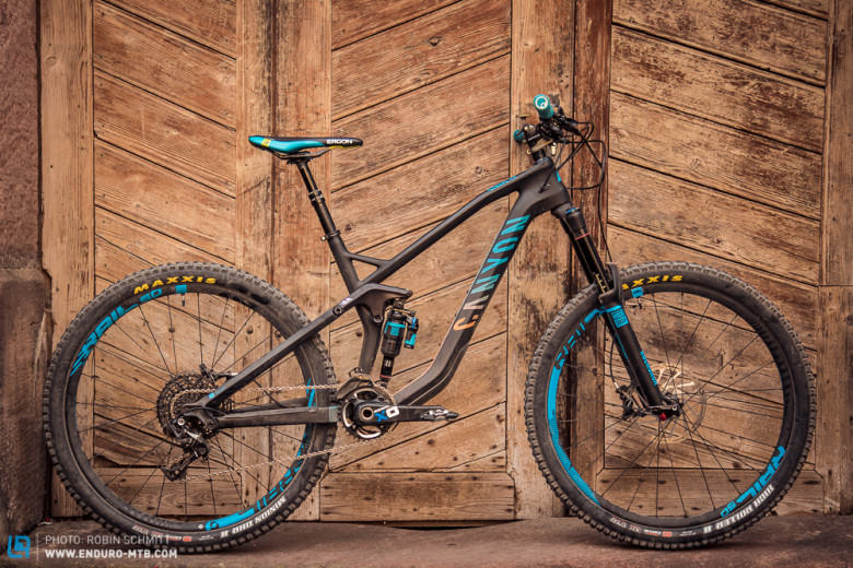The Canyon Strive was one of the most anticipated bikes of 2014 - and top traffic magnet on our website!