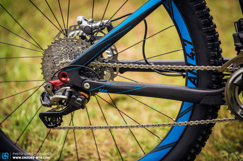Electronic shifting means precision, every time.