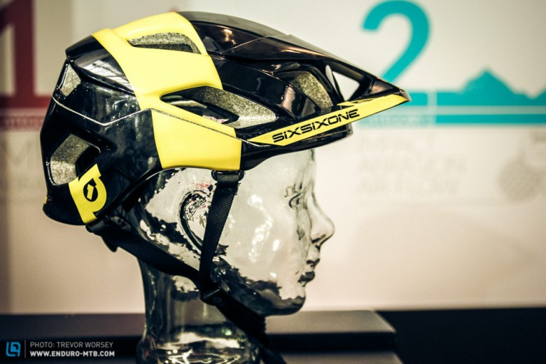 The new 661 EVO AM helmet comes with MIPS technology and will retail for €189 / £129.