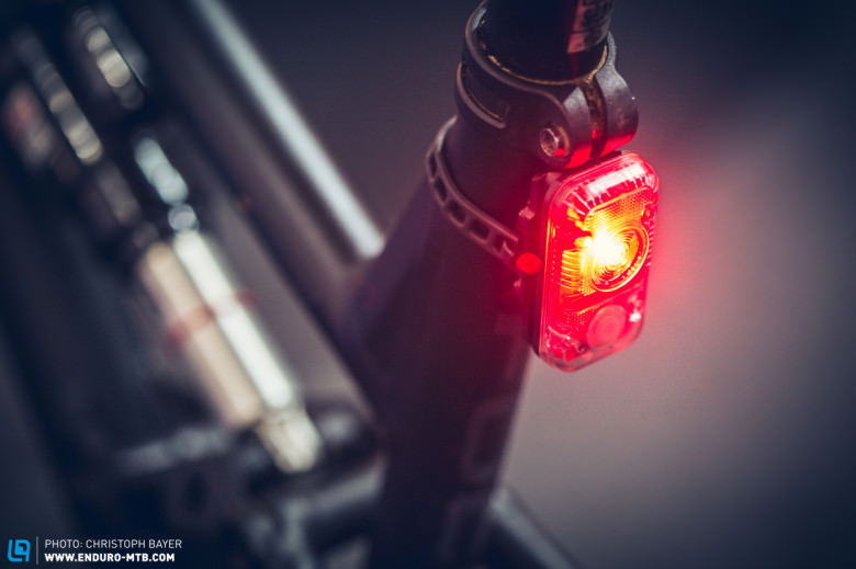 First Look Lupine Rotlicht Rear Light And Neo Lamp Enduro