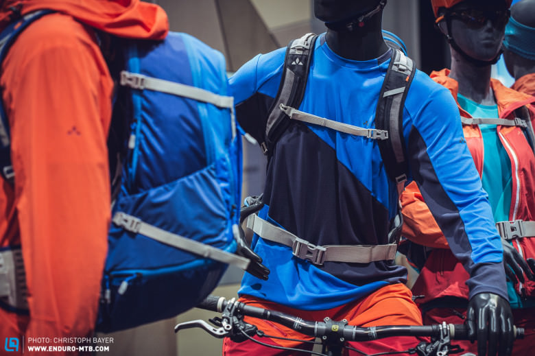 buy popular 43797 fd3c7 First Look: Vaude Minaki, Moab and Tremalzo lines | ENDURO ...