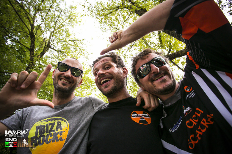 More than just a race, it's good times with friends, new and old!