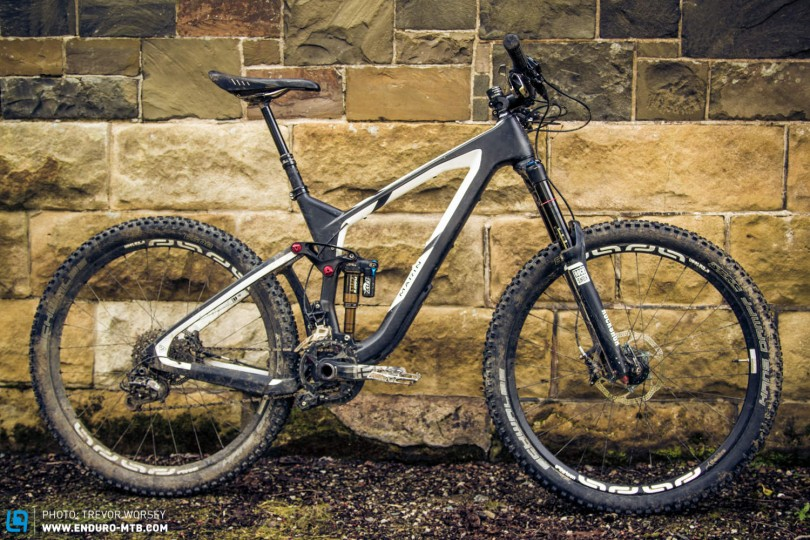 ef466a73702 Back Issue | Marin Attack Trail XT Pro Review | ENDURO Mountainbike ...