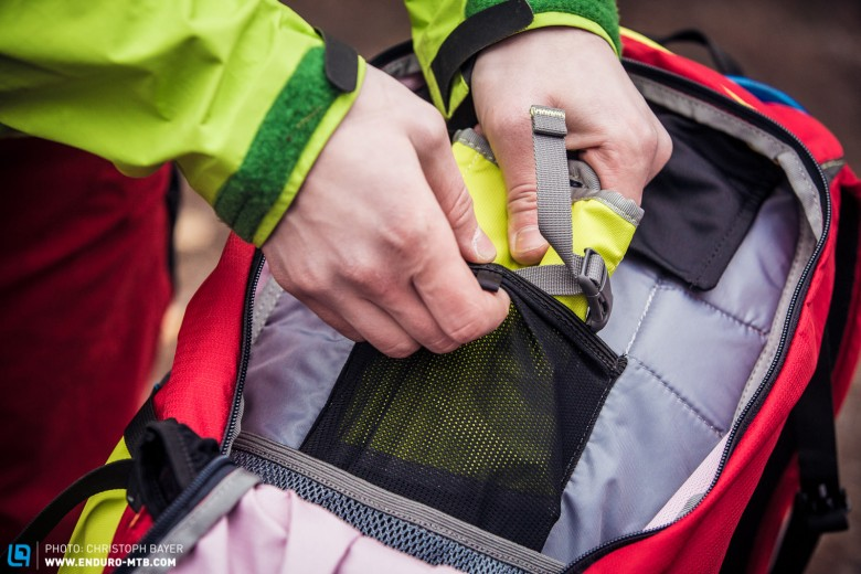 After 25 years of experience, we know one thing for sure, Camelbak knows how to make a durable product. The materials, seams, zippers are all quality and we have no concern about long-term durability.