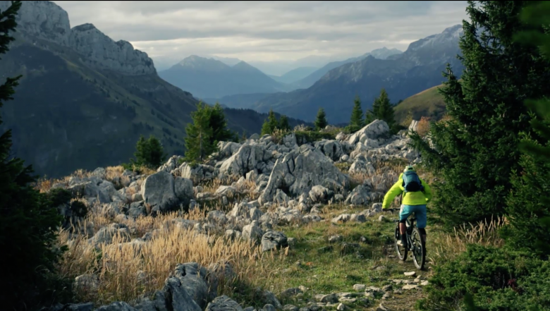 Jump onboard with Tito as he gives us a taste of his everyday life in the mountains.
