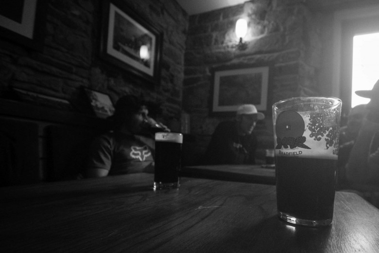 You can't best a cosy Northern country pub during the cold and grey UK winter