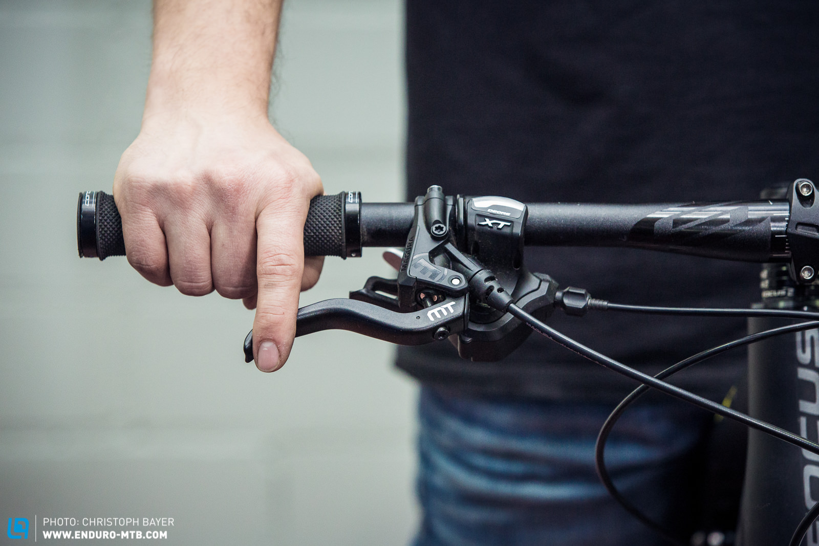 How to Set up your Brake Levers perfectly | ENDURO Mountainbike Magazine