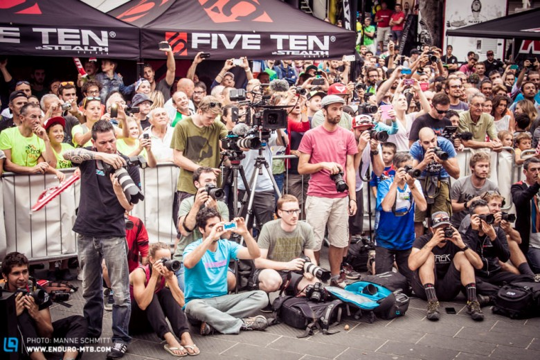 The media circus, bigger and more competitive in 2015