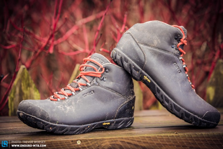 How do the Alpineduro shoes measure up to tough winter conditions?