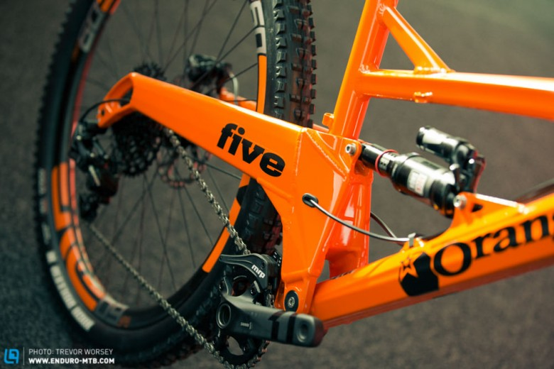 The new refinements bring a longer wheelbase, improving climbing capability, and providing maximum stability on the descents