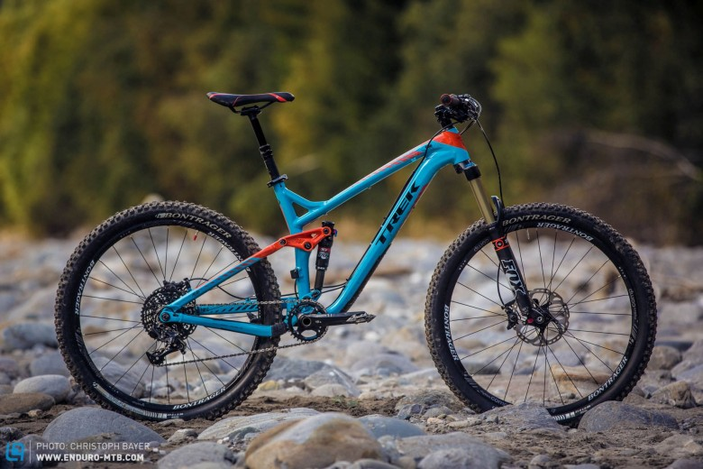 c6f084017d7 Back Issue | Trek Remedy 9 27.5 - The Review | ENDURO Mountainbike ...