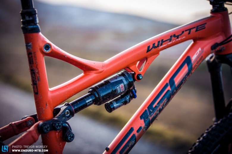 The Size Large we tested features a 628mm top tube, and short 425mm chainstays, a good recipe for a engaging ride