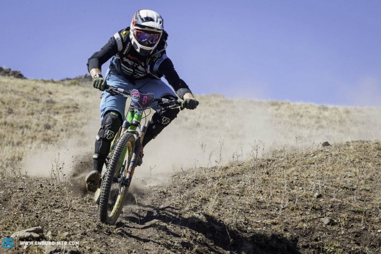 Chris Johnston is pushing hard, the first day arrive in fourth place and now came in third place, that  ranked him in the third place in the overall standings.