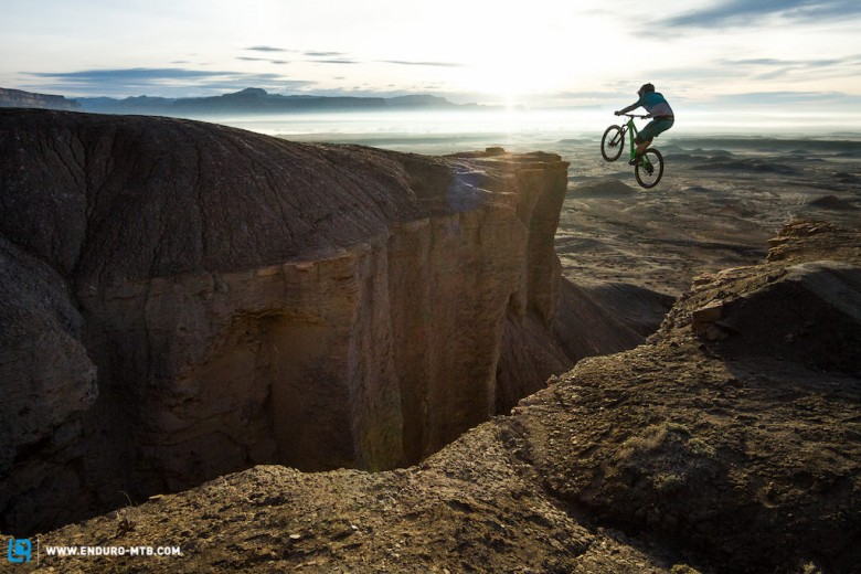 There is nothing quite like a 7am canyon gap to get you going for the day and to start the trip off with a bang.