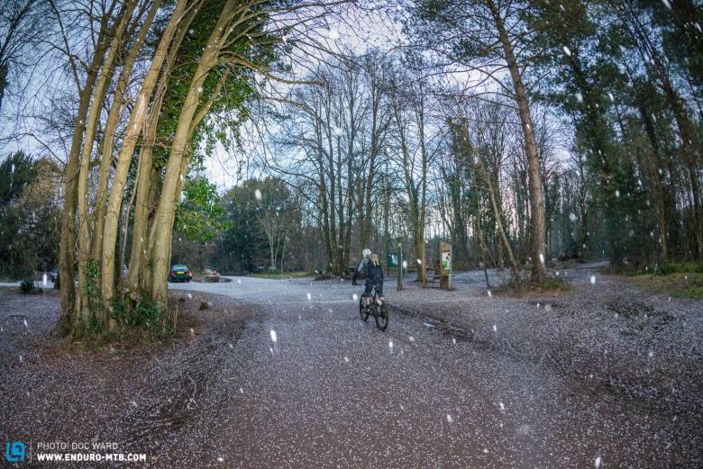Whatever the weather, we put these bikes through their paces
