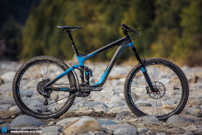 ce20d8b64db Back Issue | Giant Reign Advanced 0 Team Review | ENDURO ...