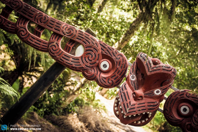 Rotorua is a location that burns with Mauri culture and history
