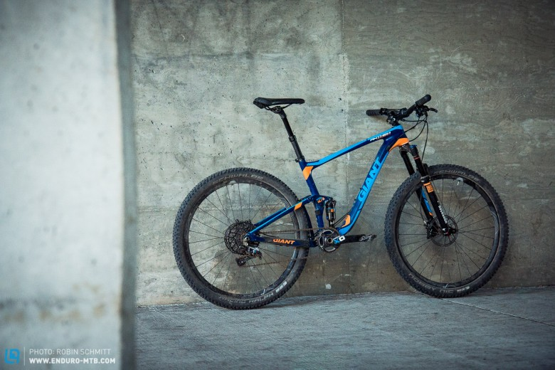 8521e43a818 Long-term Test 2015 | First look: Giant Anthem SX Advanced 27.5 ...