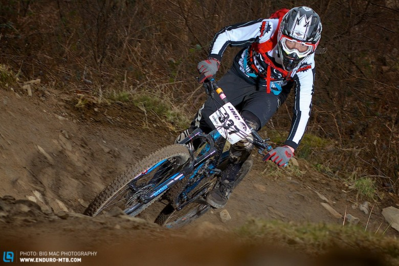 Leon Rosser (Bike Park Wales) watch out for him this season