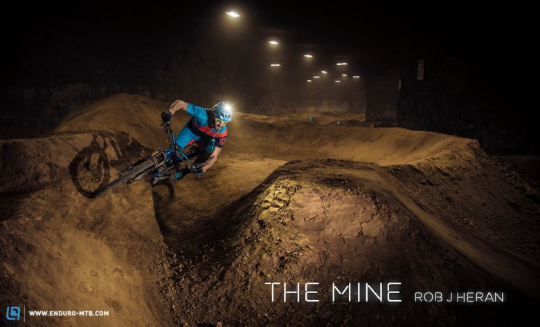 THE MINE COVER PIC III