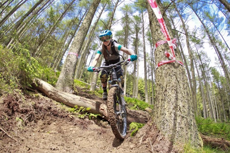 Hannah Barnes will be speaking about her bike travels and adventure