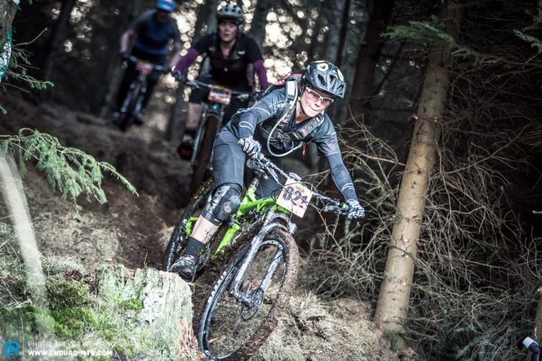 XC, yes! Easy? Hell no! The Muckmedden 6 hour race had plenty of steep action