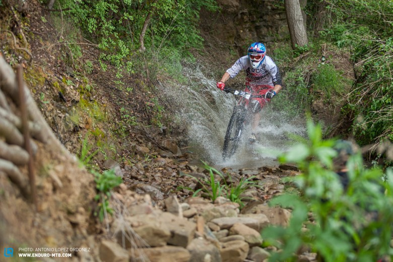 Full speed ahead at the European Enduro Series Round 1