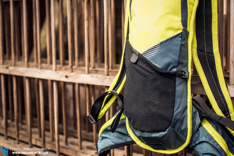 The external mesh is intended more for a windproof than a helmet.