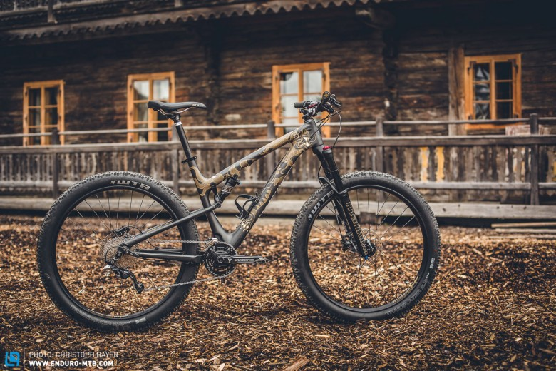 For the Sherpa, Rocky Mountain have created an entirely new category, defining it as an 'overland' bike