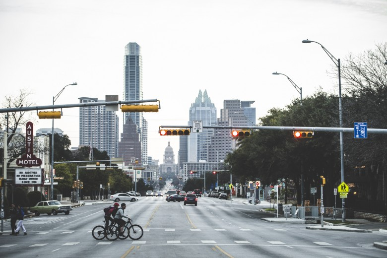 Austin, Texas is known for a lot of things: live music, barbeque, and the Longhorns. We found all those things, but we also found a cycling rich town with a small, but quality trail network.
